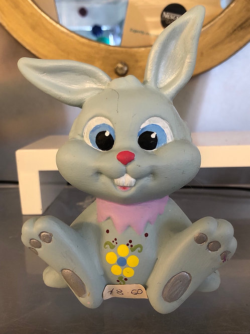 Buster Bunny Ceramic + Paints Kit