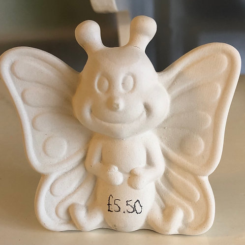 Little BUTTERFLY ceramic only
