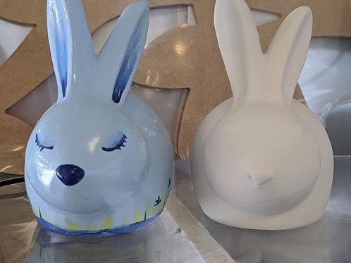 £7 HAREBALL BUNNY ceramic only