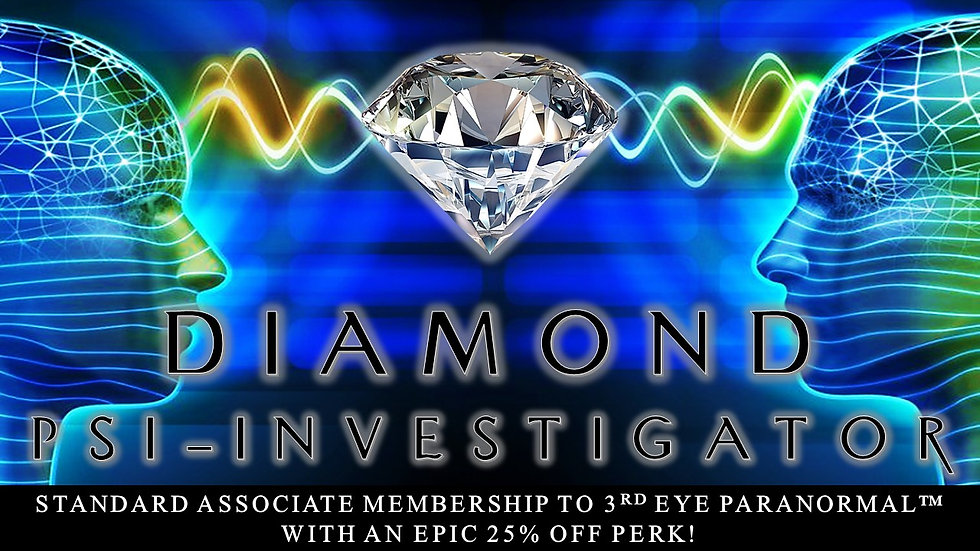 DIAMOND PSI-INVESTIGATOR: Associate Standard Membership Plan