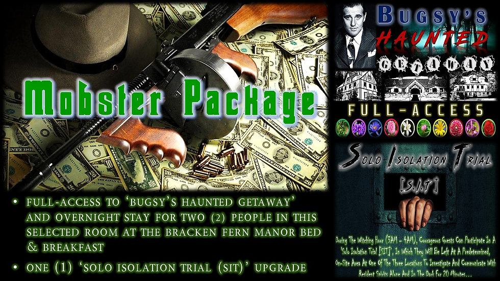 MOBSTER PACKAGE: BHG FULL-ACCESS