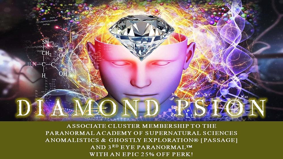 DIAMOND PSION: Associate-Cluster Membership Plan