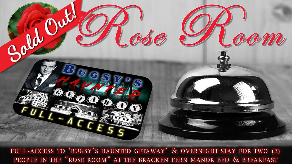 ROSE ROOM: BHG FULL-ACCESS TICKET