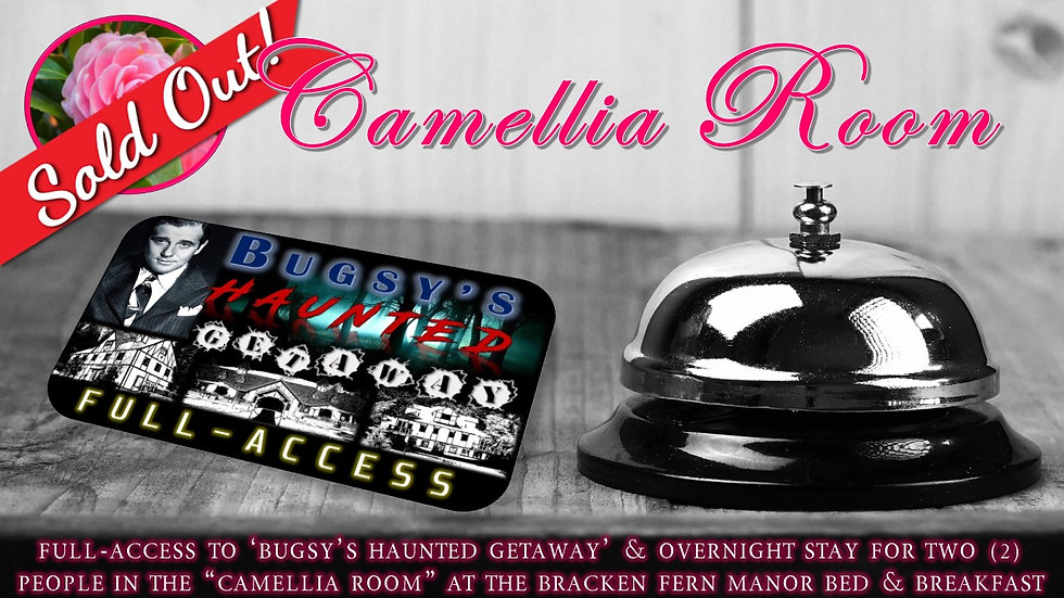 CAMELLIA ROOM: BHG FULL-ACCESS TICKET
