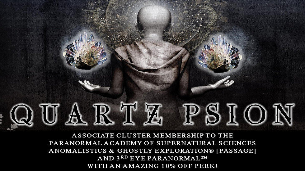 QUARTZ PSION: Associate-Cluster Membership Plan