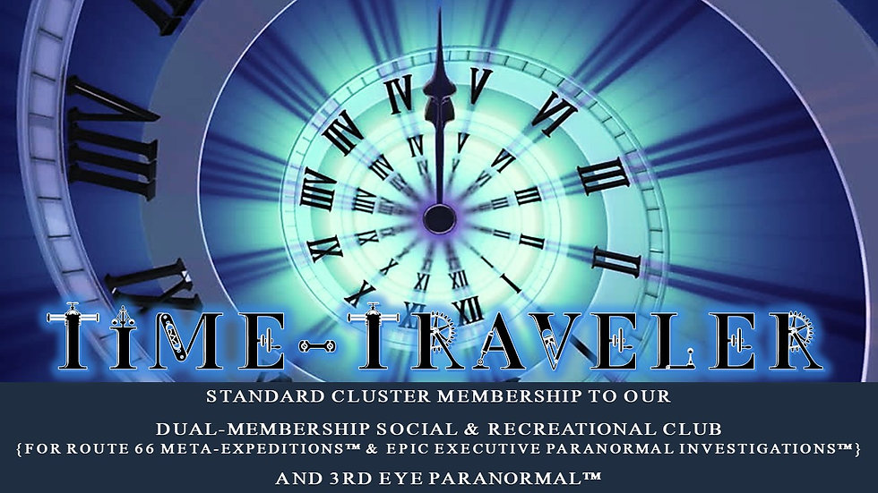 TIME-TRAVELER: Standard Cluster Membership Plan