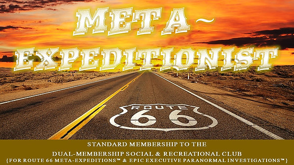 META-EXPEDITIONIST: Standard Membership Plan