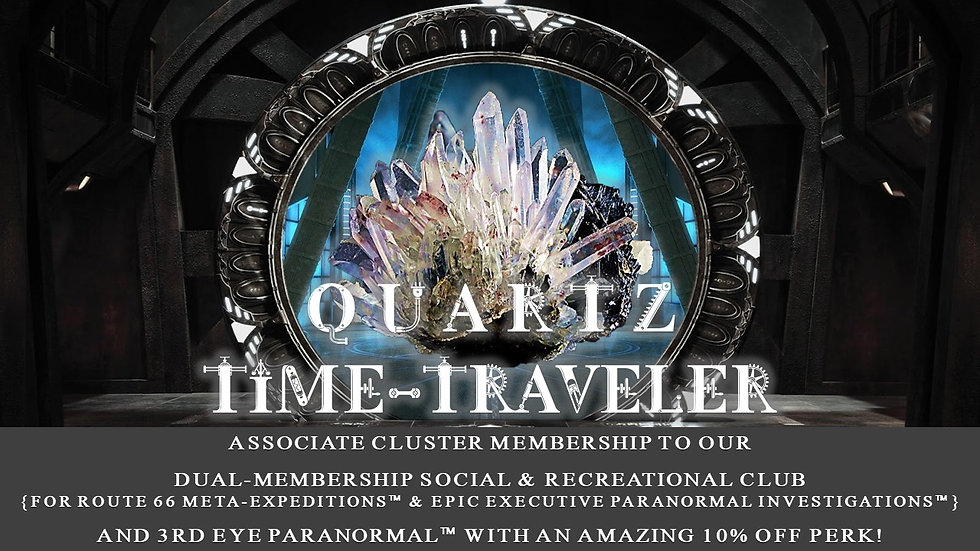 QUARTZ TIME-TRAVELER: Associate Cluster Membership Plan