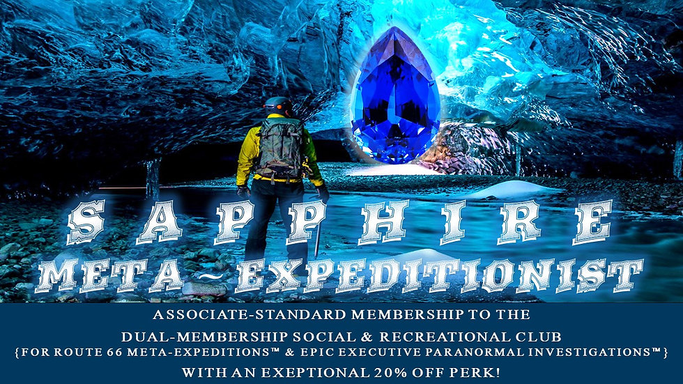 SAPPHIRE META-EXPEDITIONIST: Associate Standard Membership Plan