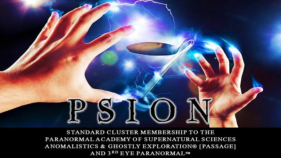 PSION: Standard Cluster Membership Plan