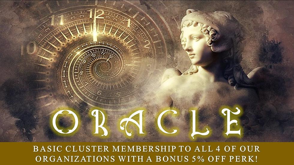 ORACLE: Standard Cluster Membership Plan