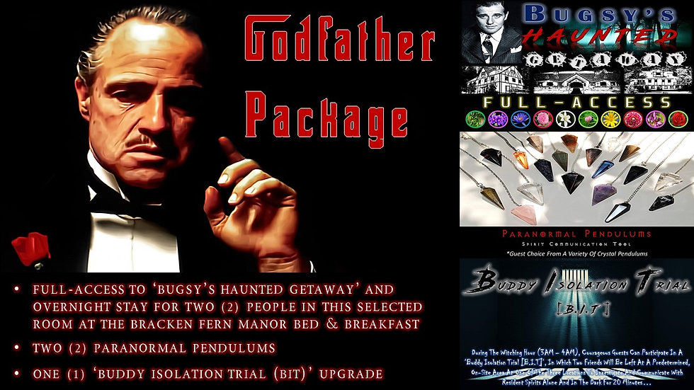 GODFATHER PACKAGE: BHG FULL-ACCESS