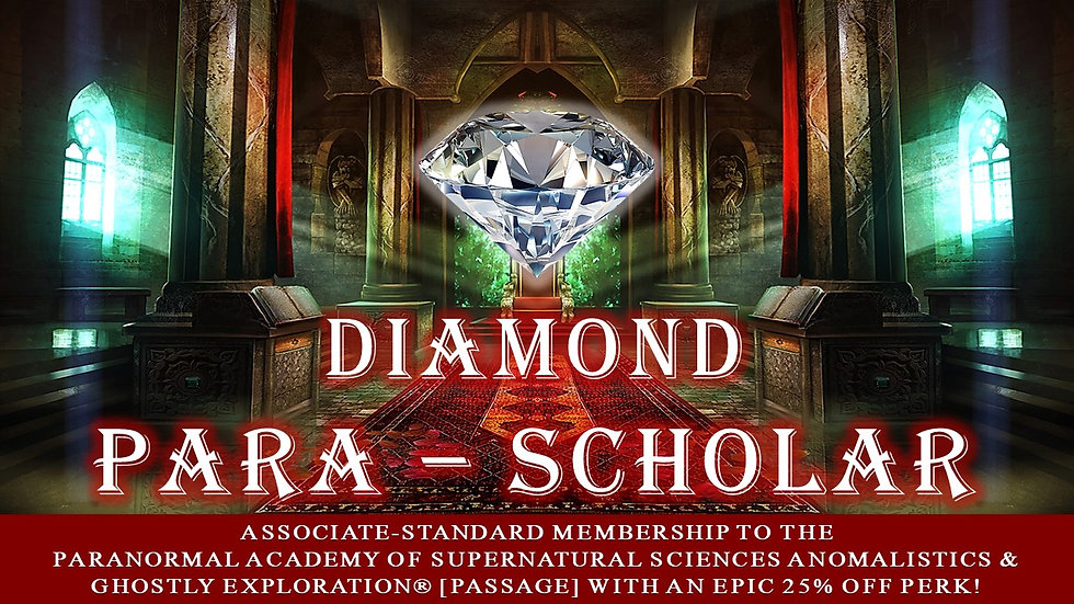 DIAMOND PARA-SCHOLAR: Associate-Standard Membership Plan