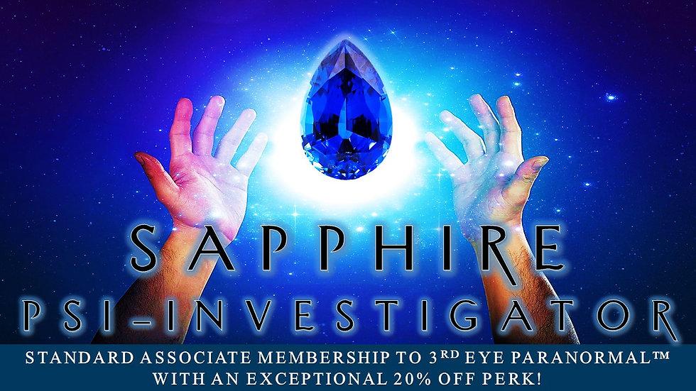 SAPPHIRE PSI-INVESTIGATOR: Associate Standard Membership Plan