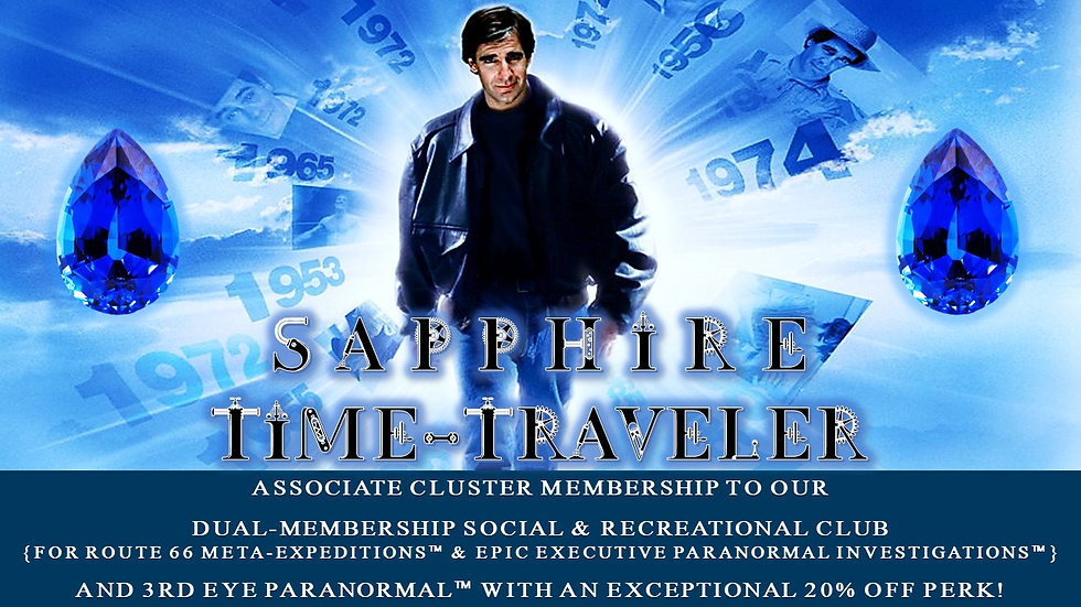 SAPPHIRE TIME-TRAVELER: Associate Cluster Membership Plan
