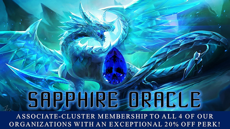 SAPPHIRE ORACLE: Associate Cluster Membership Plan