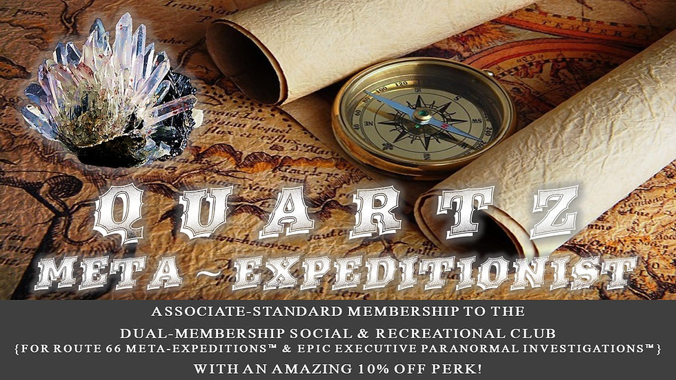 QUARTZ META-EXPEDITIONIST: Associate Standard Membership Plan