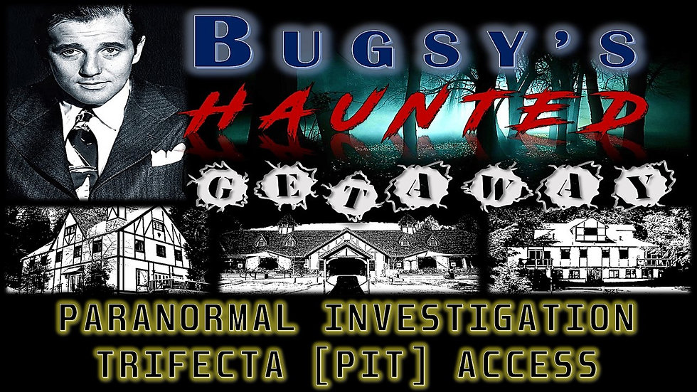 PARANORMAL INVESTIGATION ONLY: BHG PIT-ACCESS TICKET