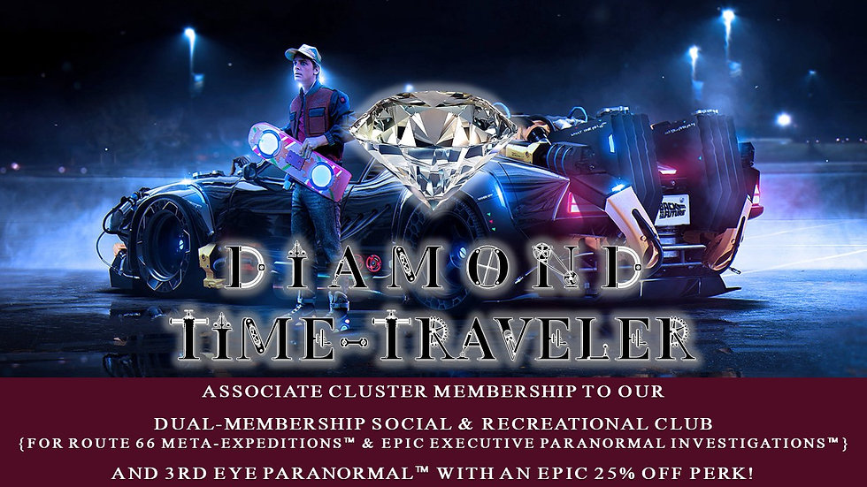 DIAMOND TIME-TRAVELER: Associate Cluster Membership Plan