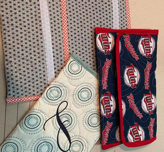 Stethoscope pouches