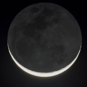 New Moon, New You, New World