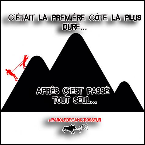 Le Trophée des Montagnes... C'est roulane! :)