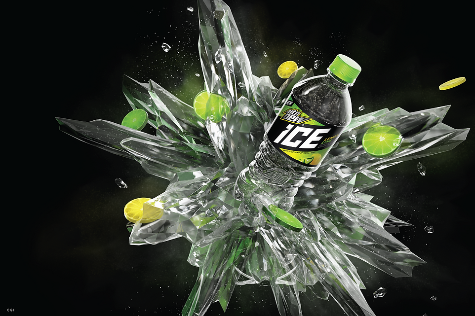 Mountain Dew CGI