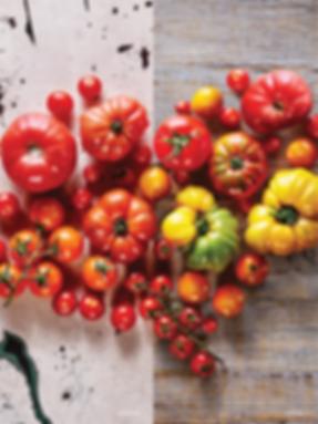 Retouching Tomatoes