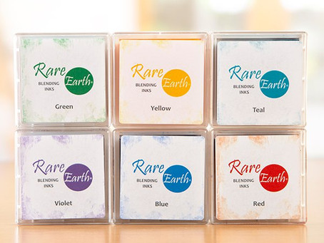 Rare Earth Essentials Blending Ink
