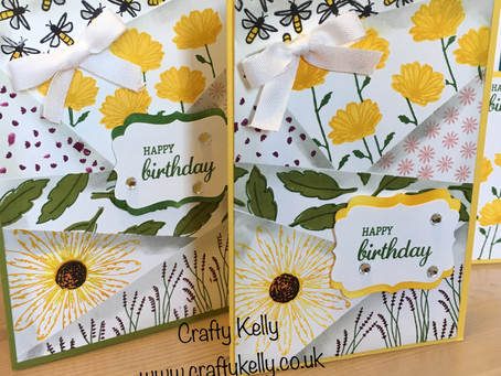 Patchwork with Daisy Delight #4