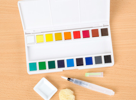Rare Earth Watercolours Palette...