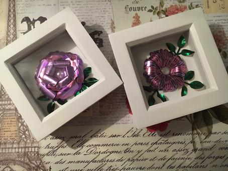 Flower Box Frame Art!!!