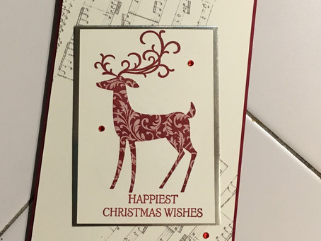 Two Quick and Easy Christmas Cards - Stampin' Up