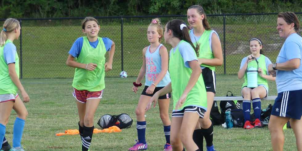 Pre-Season Soccer Skills Camp