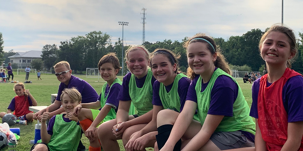 Session 2 - Youth 3v3 Summer Soccer League