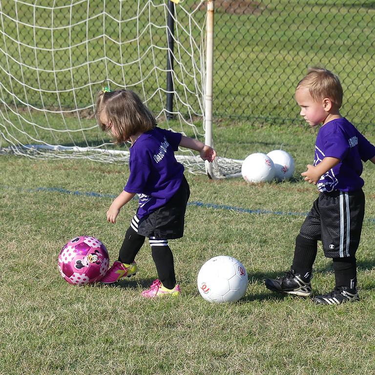 Pocket Players After-School Soccer Program - Spring Session