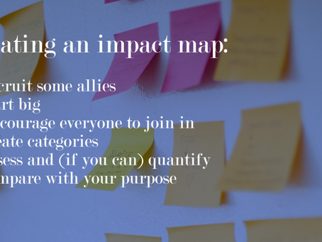 How to map your impact