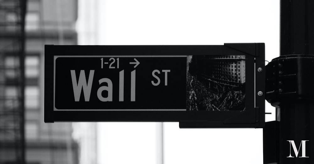 Wall Street sign - investors care about reputation