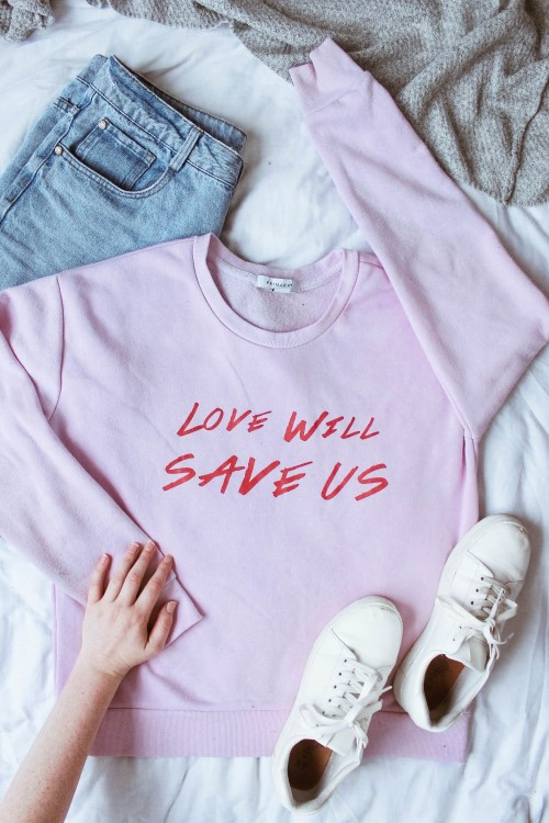 Primark: love will save us