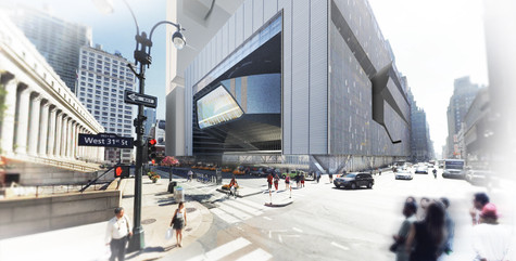 Re-Imagining Penn Station