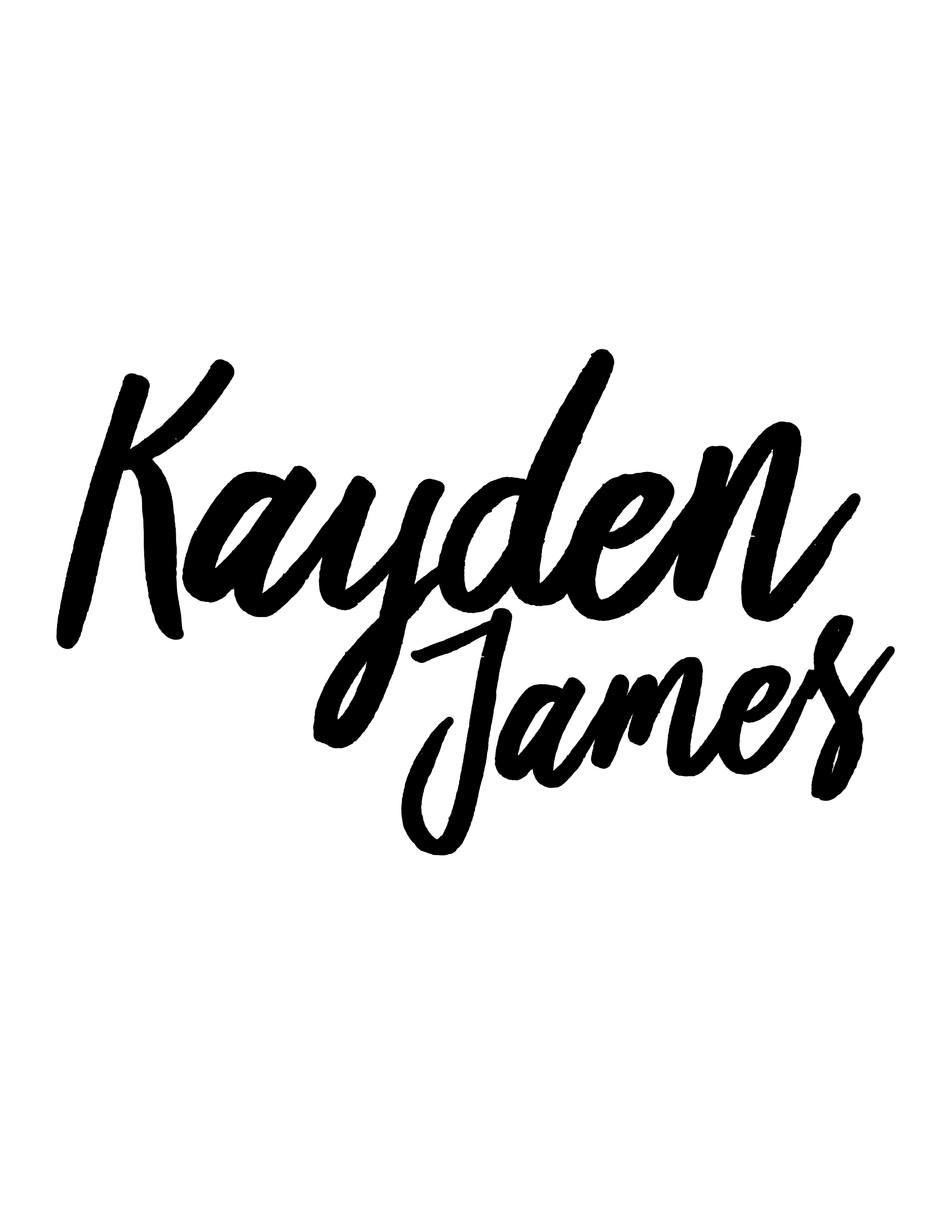 KAYDEN'S FIRST ROOM
