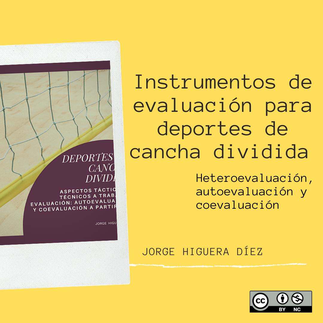 Instrumentos de evaluación cancha d