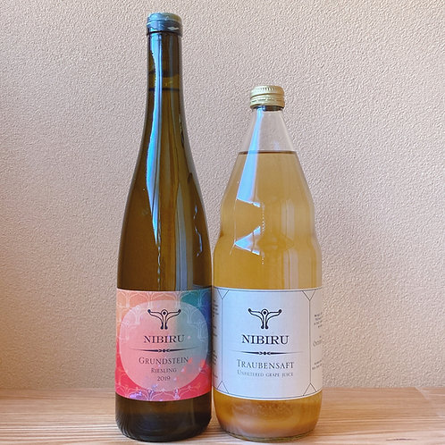 「オーストリアの新星」ワイン&ジュースセット