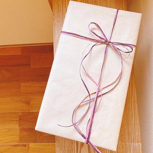 ギフト包装(1本箱または2本箱)
