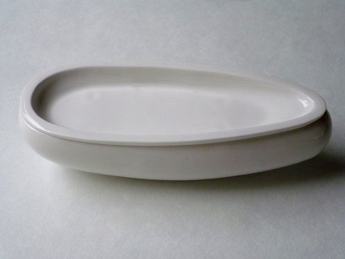 Pod Dish and Plate