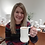 Thumbnail: China Mug. Contemporary Mug. Coffee Cup. Simple Mug. Modern Mug.