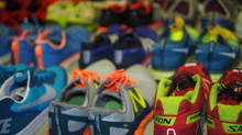 Choosing the perfect running shoe