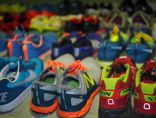 Choosing the perfect running shoe