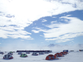 Antarctica Part 2: How to run in the loneliest place on Earth.