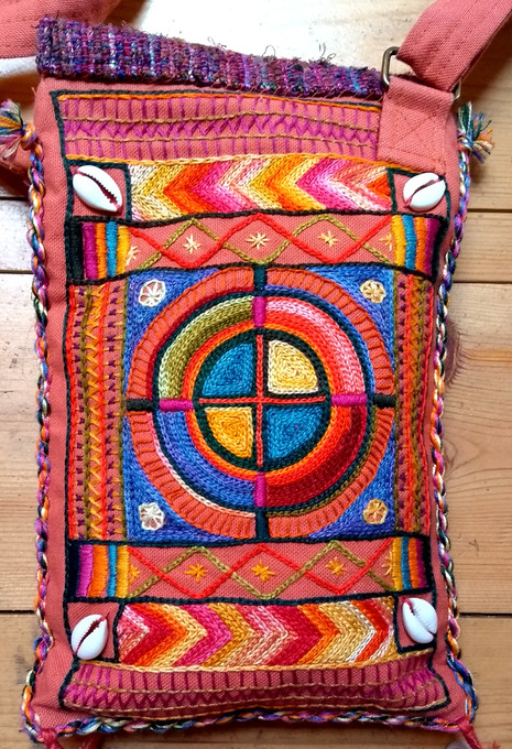 Cathy's banjara bag